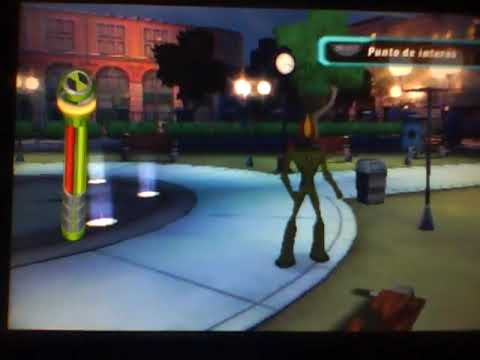 Ben 10 Alien Force Vilgax Attacks (Español) PSP 5.00 M33-6