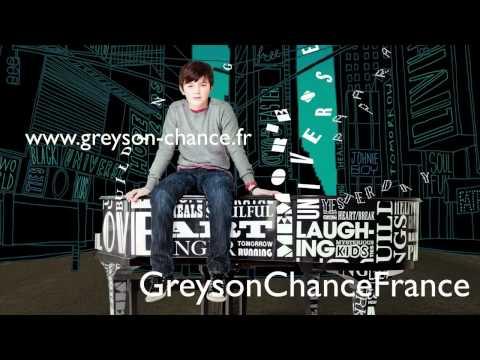 Greyson Chance - Purple Sky