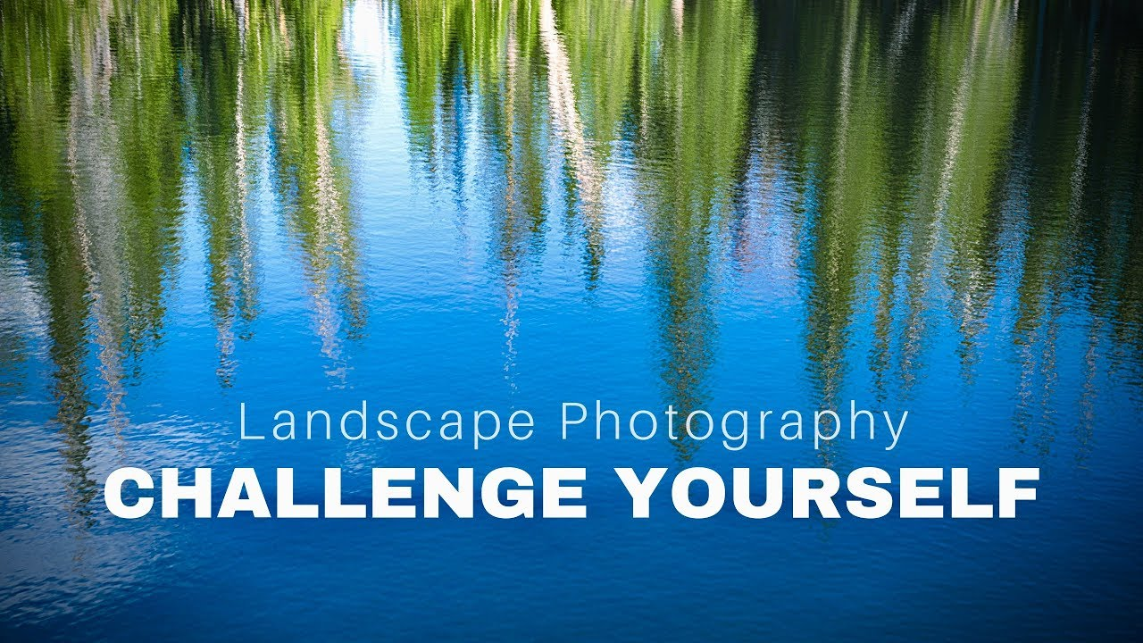 Landscape Photography | NO Tripod, NO Filters, just ONE lens! CHALLENGE  YOURSELF