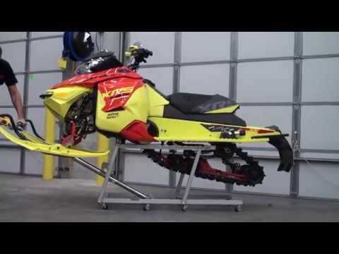 Snowmobile, ATV Storage Lift   Doovi