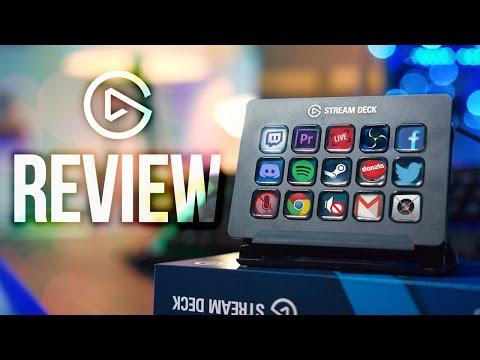 Elgato Stream Deck Full Review!