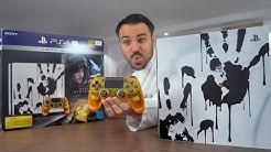 Ein Grund jetzt noch für eine PS4? PS4 Pro Limited Edition Death Stranding | Unboxing