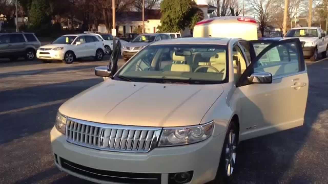 hight resolution of lincoln mkz 2008 mullinax lincoln automotive