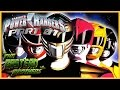 Power Rangers Games (Part 1) | TheBasterdBrothers