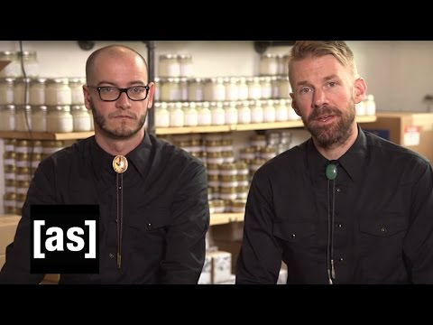 Adult Swim Candle Making Pt 1 | Williams Street Swap Shop | Adult Swim