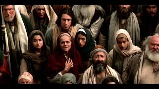 イエスは訴えられピラトの前で尋問される。ピラトはイエスにどのような...