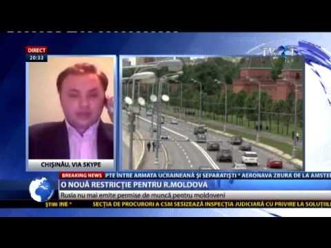 Restricție pentru Republica Moldova