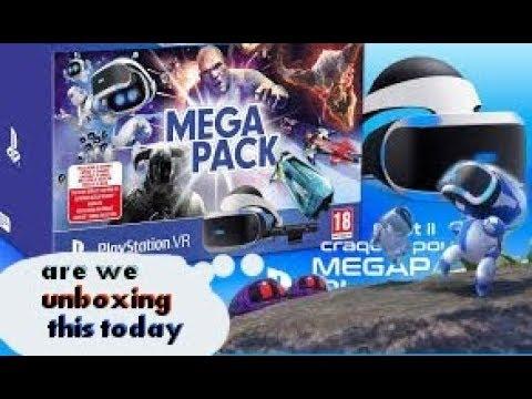 the-mega-#psvr-pack-unboxing