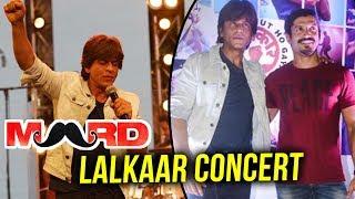 Lalkaar LIVE Concert | Red Carpet FULL VIDEO | Shahrukh Khan, Farhan Akhtar