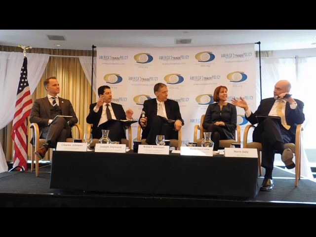The Past, Present, and Future of US-China Trade: Panel 2 Q&A
