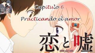 """Koi To Uso Capitulo 6 """"Practicando el amor"""" Audio Latino NO OFICIAL (Fandub)"""