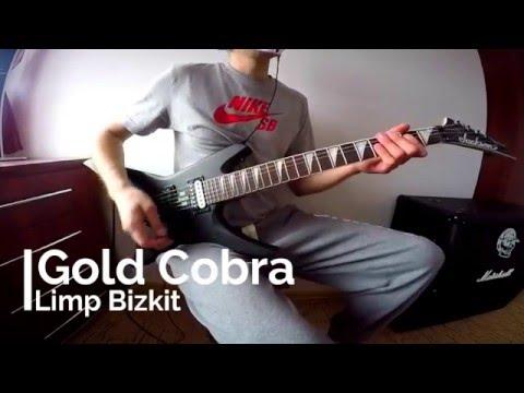 Limp Bizkit - Gold Cobra (Guitar Cover)