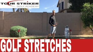Yoga for Golfers!   Mark Williamson   Tour Striker Golf Academy