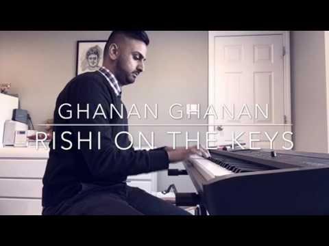 Lagaan's Ghanan Ghanan - Rishionthekeys Cover