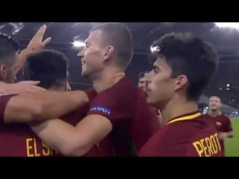 Diego Perotti Fingers Ass From Stephan El Shaarawy After Goal