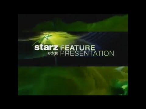 Starz Movie Channels Feature Presentation History (March 28, 2005-April 6, 2008)
