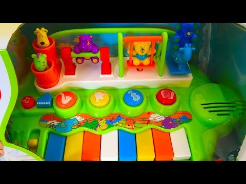 baby music toy keyboard