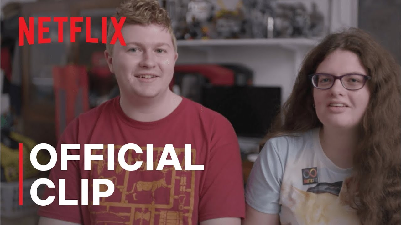 Love on the Spectrum | Meet Ruth & Thomas | Netflix