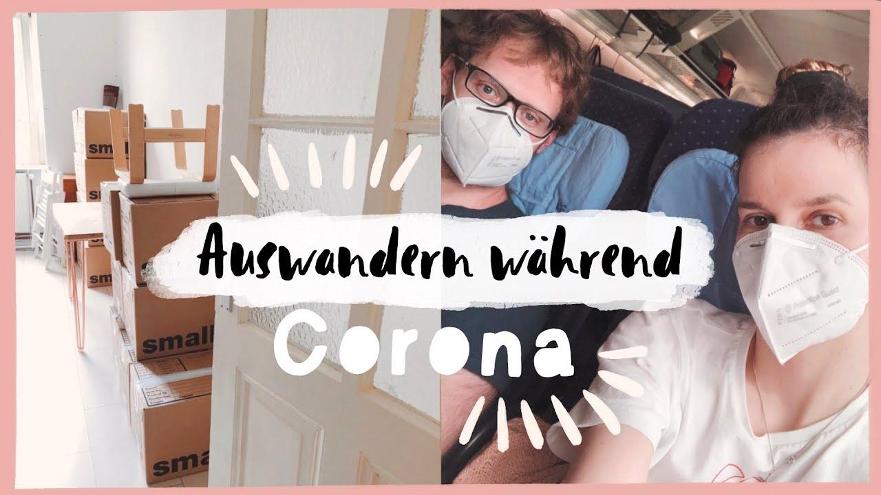 Auswandern Corona