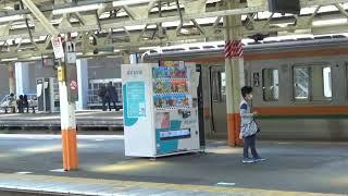 211系 東海道線 普通列車 島田行 発車 熱海駅
