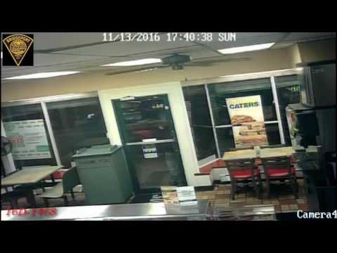 The Bridgeport Police Robbery Squad is seeking assistance with identifying the individual presented in this video. The suspect is wanted for a robbery of the Subway restaurant at 944 Madison Ave. on Nov. 13.