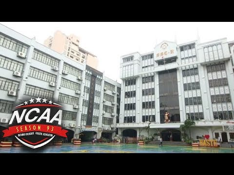 San Sebastian College Recoletos Manila | San Sebastian Stags | NCAA Season 93 School On Tour