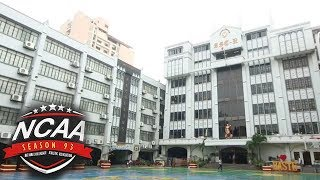 San Sebastian College Recoletos Manila | San Sebastian Stags | NCAA Season 93 School On Tour