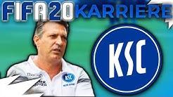 FIFA 20 Karriere mit dem Karlsruher SC #1