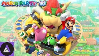 Let's Play Mario Party 10 Starring Game Attack