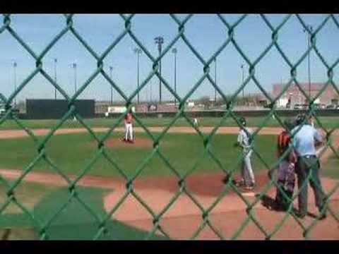 Troy Barton - Liberyville High School IL - 6-foot-5 - RHP -