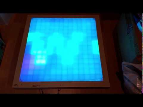 interactive LED table 55x55cm interaktiver LED-Tisch