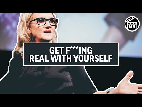 Get F**cking Real With Yourself | Mel Robbins