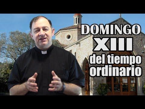 Domingo XIII del Tiempo Ordinario (1 de julio de 2018) Basta que tengas fe