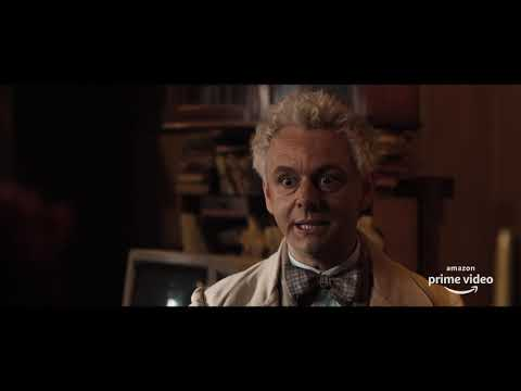 Good Omens - Trailer Oficial
