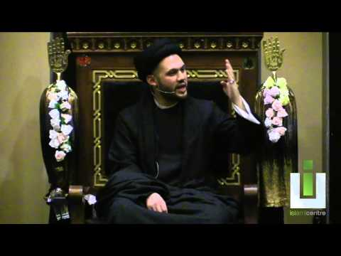 4th Night Muharram 1435 - English - Sayed Ali Abbas Razawi