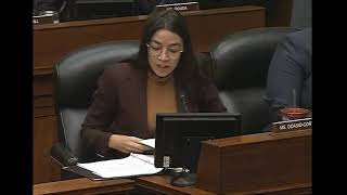 Rep. Ocasio-Cortez examine the Gilead's pricing for an HIV prevention drug known as Truvada for PrEP, From YouTubeVideos
