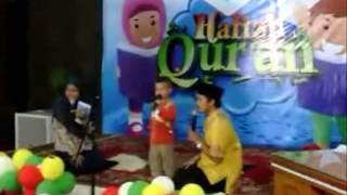 Azmi finalis Hafidz Qur an Trans7 audisi Jakarta