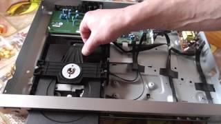 DVD player zieht DVD nicht ein oder gibt sie nicht mehr raus