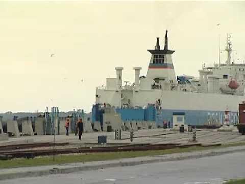 Порт Балтийск
