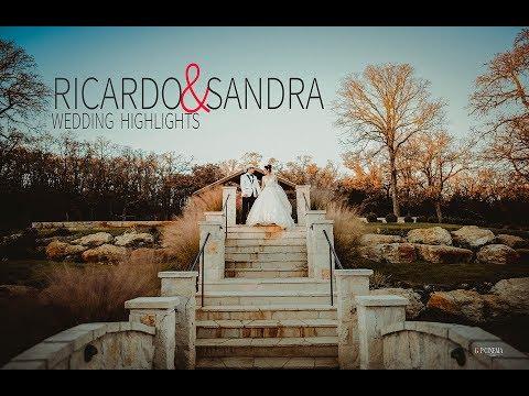Ricardo & Sandra Wedding Highlights - Denton, Tx