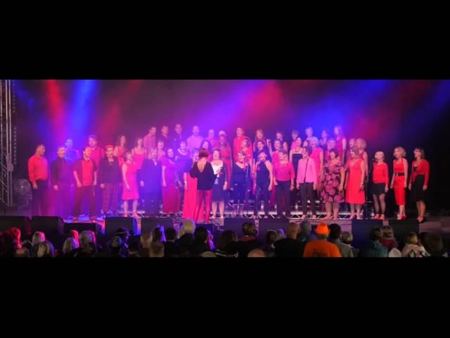Jam Tarts Choir (Brighton) - trailer 2015