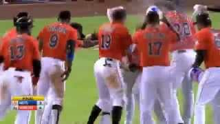 MIAMI MARLINS 2015 HIGHLIGHTS