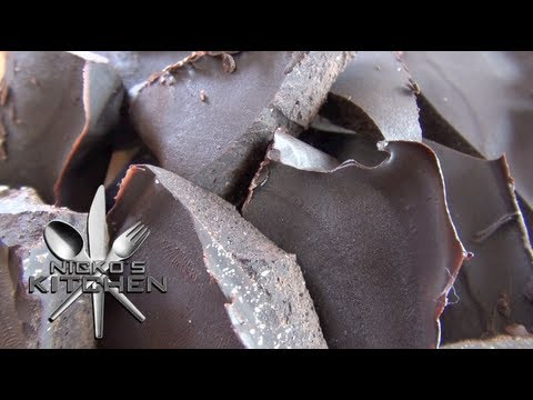 HOW TO MAKE CHOCOLATE (Sugar Free) - Nicko's Kitchen