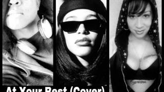Cullen ft Sharita Renee - Aaliyah At Your Best (Cover)