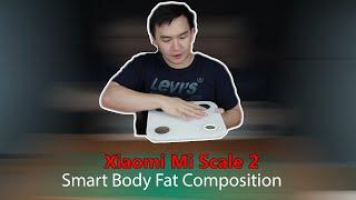 TIMBANGAN PINTAR!! Review XIAOMI MI SCALE 2!!!!