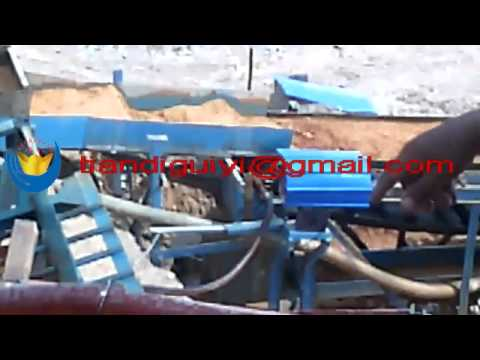 200 ton/h Rotary Clay Gold Scrubber for Washing Clay Gold Ore