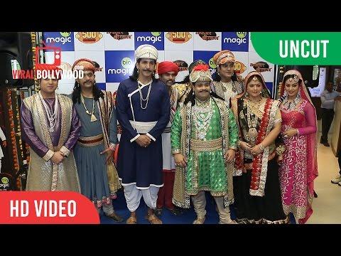 UNCUT - Akbar Birbal | completion of 500 Episodes | Kiku Sharda, Vishal Kotian, Pragati Mehra