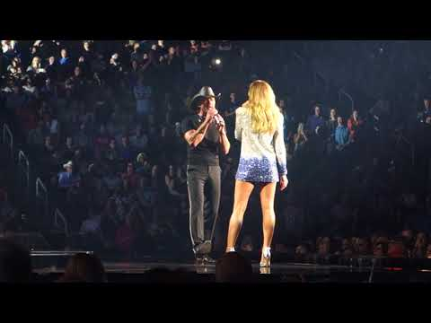 Its Your Love  Soul2Soul Faith Hill Tim McGraw  Atlanta 62318