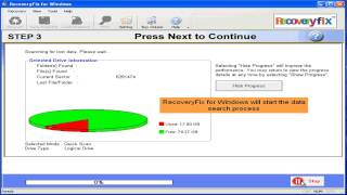 Recoveryfix Windows Data Recovery Software