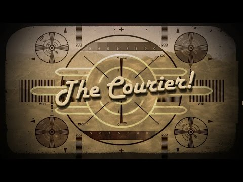 The Courier (Fallout New Vegas Original Song)